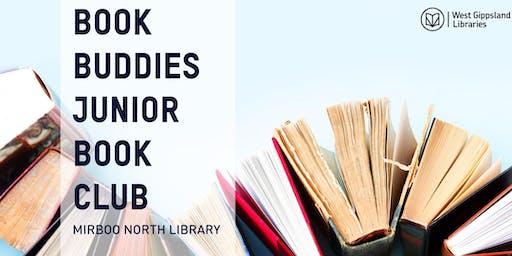 Book buddies junior book club