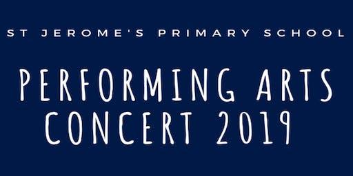 St Jerome's Primary School Performing Arts Concert 2019