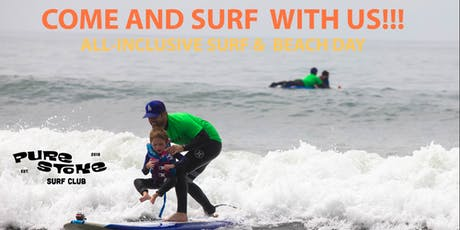 Pure Stoke All Access Surf & Beach Day tickets