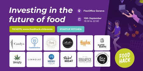 Food Startups x Investors: Investing in the Future of Food tickets