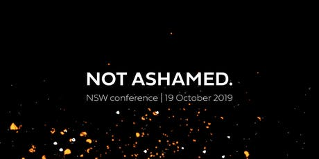 2019 New South Wales Conference tickets