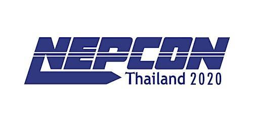 NEPCON Thailand 2020