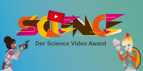Der Science Video Award 2019: Preisverleihung Tickets