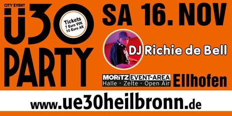 Ü30 Party Ellhofen Tickets