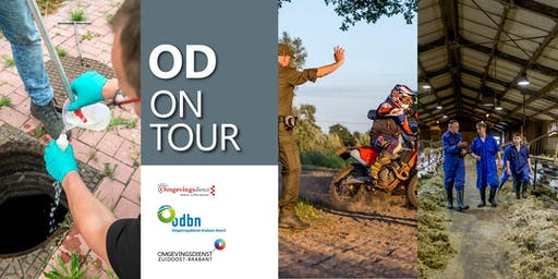 OD on Tour met Boa van SSIB. Bekijken hotspots en praktijkvoorbeelden