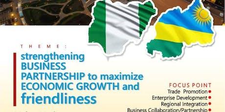 Nigeria-Rwanda Investment & Trade Forum tickets