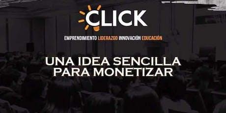 Click Empresarial, Emprender es el camino entradas