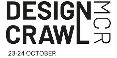 Design Crawl Manchester tickets