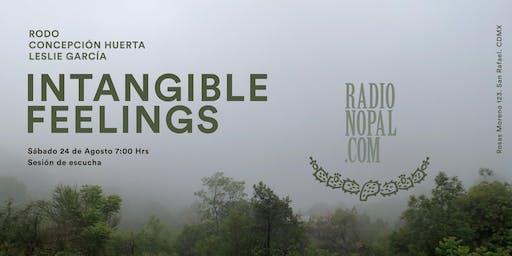 Intangible Feelings: Rodo/Concepción Huerta/Leslie García