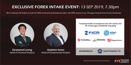 Exclusive Forex Trading Seminar tickets