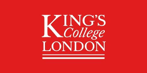 King's Information Session - Hong Kong