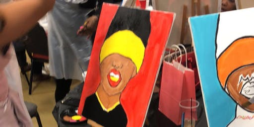 2nd Annual Trap & Paint