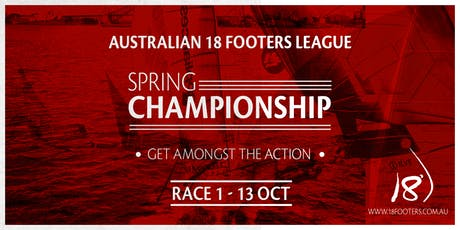 Spring Championship - Race 1 tickets