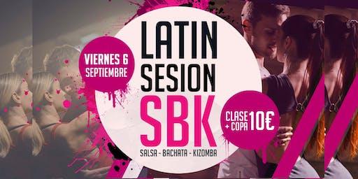Latín Sesión SBK. Clase de Bachata