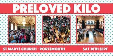 Portsmouth Preloved Vintage Kilo tickets