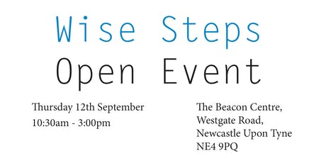 Wise Steps Open Event tickets
