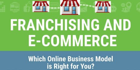 Why should I invest in a E-Franchise?  tickets
