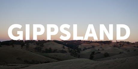 GIPPSLAND: A Regional Focus tickets