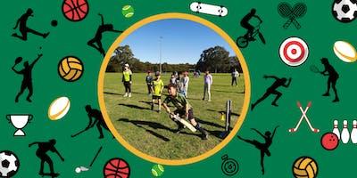 Junior Blasters Cricket (5 to 8 years)*
