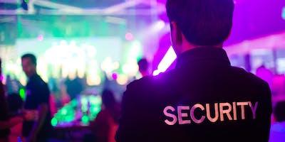 Northampton- Free SIA Security Training with