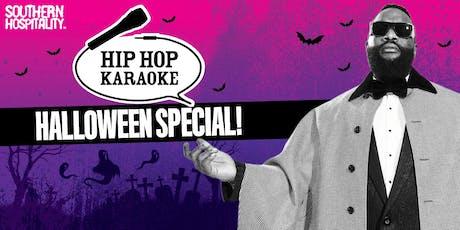 Hip Hop Karaoke Halloween Special! tickets