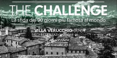 Group Challenge Party VILLA VERUCCHIO
