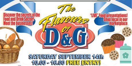 Flavours of Dumfries & Galloway tickets