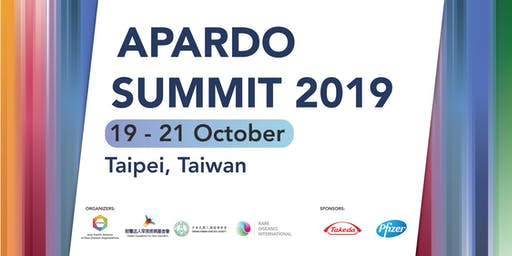 APARDO Summit 2019 - Regional Collaborations for Global Change