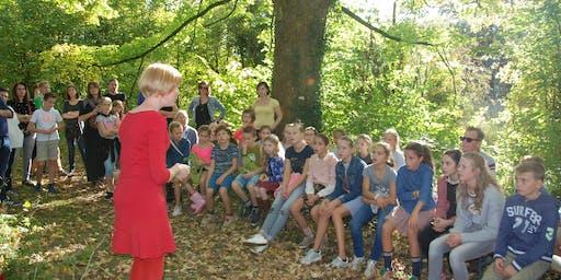 Verhalen in het Park - namiddagprogramma