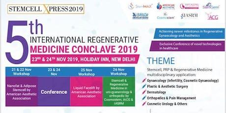 5th International Regenerative Medicine Conclave 2019 tickets