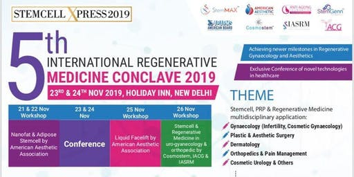 5th International Regenerative Medicine Conclave 2019