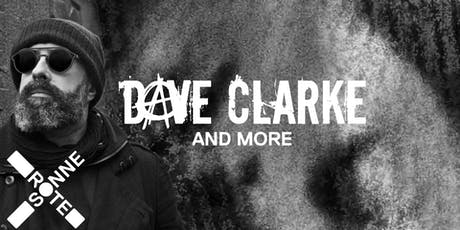 Dave Clarke | at Rote Sonne Tickets