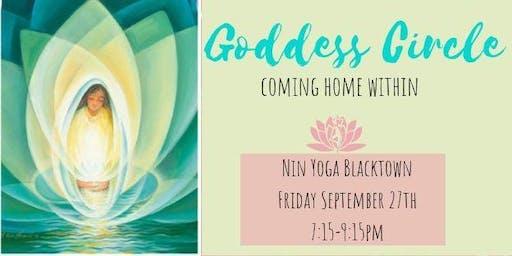 Goddess Circle - Coming Home Within