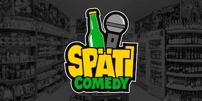 Stand-up Comedy: SPÄTI COMEDY (AUFZEICHNUNG)