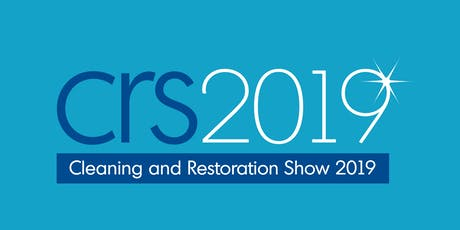 CRS 2019 - Cleaning & Restoration Show 2019 tickets