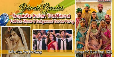 The Grand Diwali Extravaganza - The Folk Flared- Exquisite Fashion Show | Bollywood Party | Masti & Mazaa
