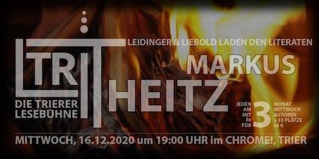 TriLit -Markus Heitz Tickets