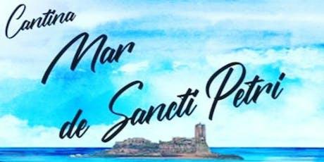 "Jornada Gastronómica ""A CUATRO MANOS"". Cantina Mar de Sancti Petri entradas"