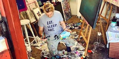 JOSEPH J WALKER - Meet the artist