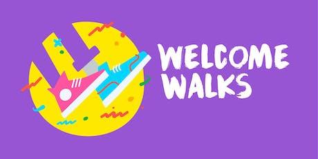 Welcome Walk SELWERD - 7 September tickets