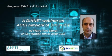 AIOTI – Working on a network of DIHs in IOT tickets