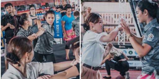 Womens Muay Thai & Self Defense course