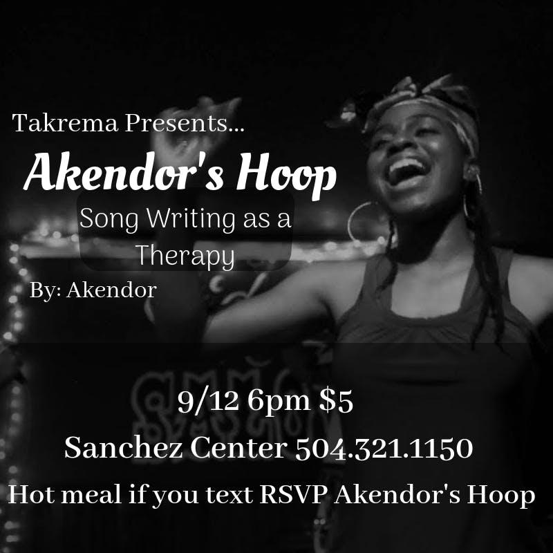 Akendor's Hoop banner