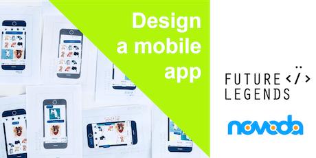 Future Legends Workshop: Design a Mobile App! Tickets