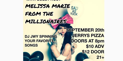 Copy of Emo Night with Melissa Marie from The Millionaires