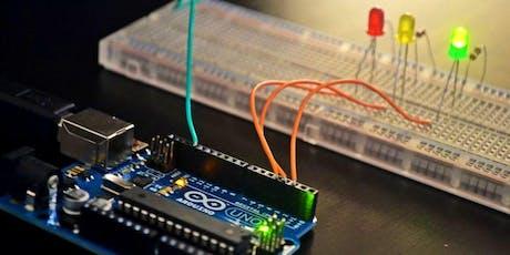 Programma una Escape Room con Arduino! biglietti