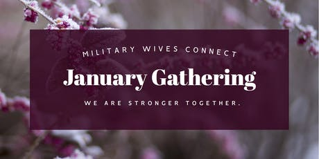 MWC January Gathering tickets
