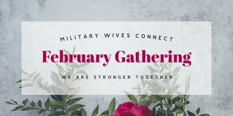 MWC February Gathering tickets