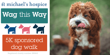St Michael's Hospice Wag This Way 5K tickets
