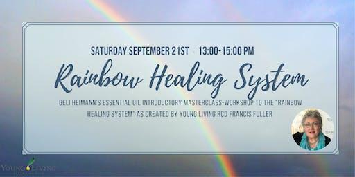 Rainbow Healing Workshop with Geli Heiman
